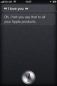 Shit That Siri Says