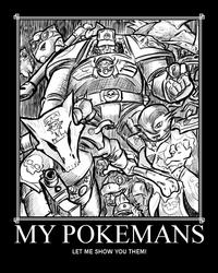 My Pokemans, Let Me Show You Them