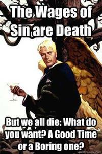 Good Guy Lucifer