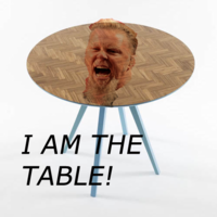 Flipping Tables / (╯°□°)╯︵ ┻━┻