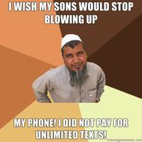 Ordinary Muslim Man