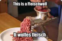 This is a flammenwerfer. It werfs flammen.