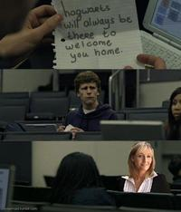 Zuckerberg Note Pass