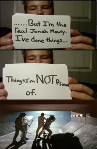 What's Going On / Jonah Mowry