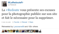 "La Redoute's ""Naked Man"" Ad"