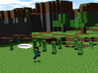 Minecraft Creeper