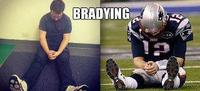 Tebowing