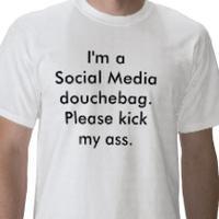 Social Media Douchebag