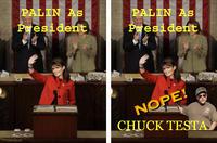 Nope! Chuck Testa