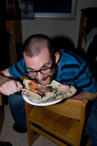 Eating Money