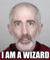 Are You A Wizard