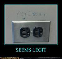 Seems Legit / Sounds Legit