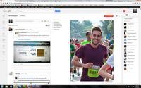 Google Plus Redesign / #whitespace