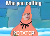 I Can Count to Potato