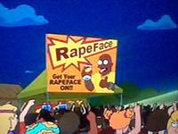 Rape Face