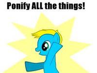 Ponify