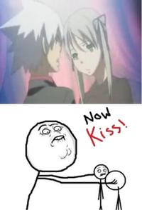 Now Kiss!
