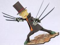 Professor Layton Figure / Shotgun Layton