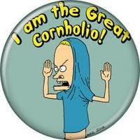 The great cornholio