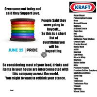 Oreo's Gay Pride Cookie Controversy