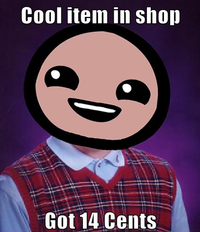 Bad Luck Isaac