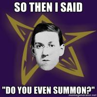 Advice Lovecraft