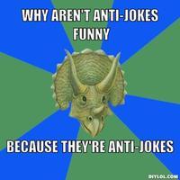 Anti-Jokes
