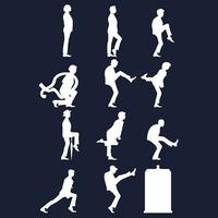 The Ministry of Silly Walks