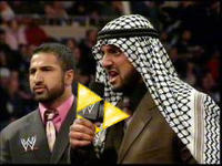 Muhammad Hassan / X gets Hassan'd