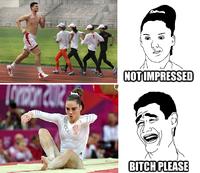 Yao Ming Face / Bitch Please