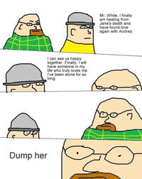Breaking Bad Comics