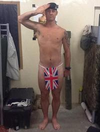Prince Harry's Naked Army
