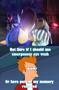 Futurama Fry / Not Sure If X