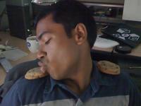 Shoulder Cookie