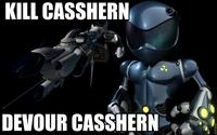 Kill Casshern, Devour Casshern
