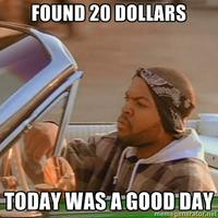 It Was A Good Day