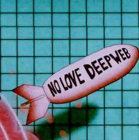 No Love Deep Web Alternate Album Art