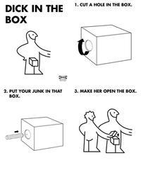 Dick in a Box
