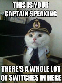 Captain Kitteh