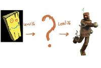 Cartoon Characters Evolve