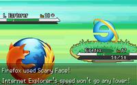 Fake Pokémon Battles