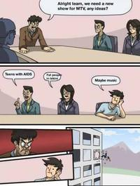 Boardroom Suggestion