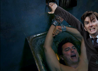 David Tennant In Places He Shouldn't Be