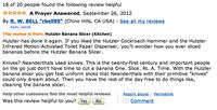 Banana Slicer Reviews
