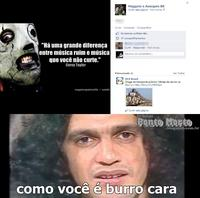 Como você é burro / How you're stupid