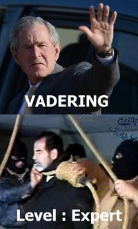 Vadering