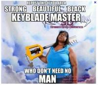 Strong Black Woman Who Don't Need No Man