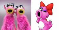 Totally Looks Like / Separated At Birth