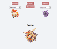 Pokefusion / Pokemon Fusion