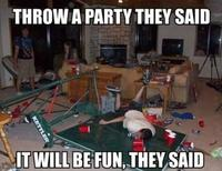 It Will Be Fun, They Said